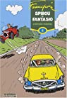 Spirou et Fantasio l'Intégrale, Tome 4 : Aventures modernes : 1954-1956 par Franquin