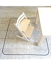 Sunnybaby 10351 folia ochronna przed plamami, podkładka do majsterkowania na stół lub podłogę, przezroczysta