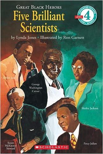 Five Brilliant Scientists: level 4 Hello Reader Level 4 ...