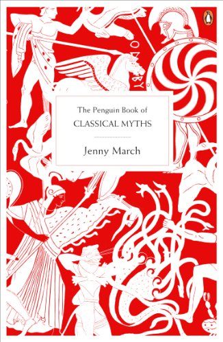 The Penguin Book of Classical Myths Paperback – Illustrated, October 27, 2009