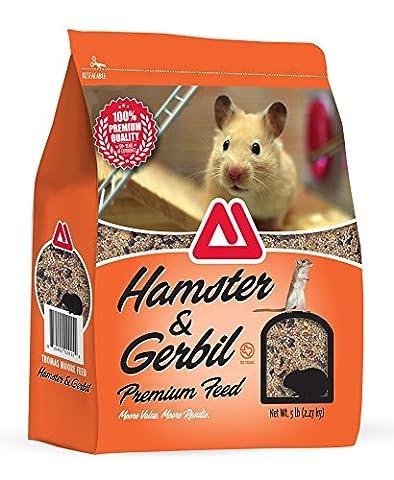 TMF Hamster & Gerbil Premium Feed , 5 lb