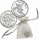 Monarch Tooth Fairy 1/10OZ .999 FINE Silver