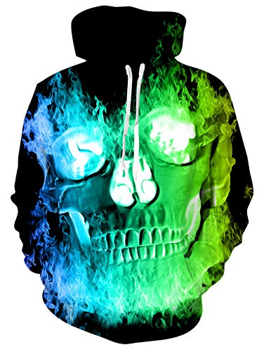 Be seen with this bright Hoodie