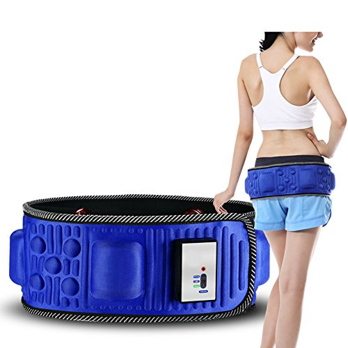 Vibration Reducer (Vibrosage Slimming Fat Reducing Vibrating Belt by One & Only USA)
