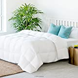 #5: Linenspa All-Season Down Alternative Quilted Comforter - Multiple Colors - Corner Duvet Tabs - Hypoallergenic - Plush Microfiber Fill - Machine Washable - Duvet Insert Stand-Alone Comforter