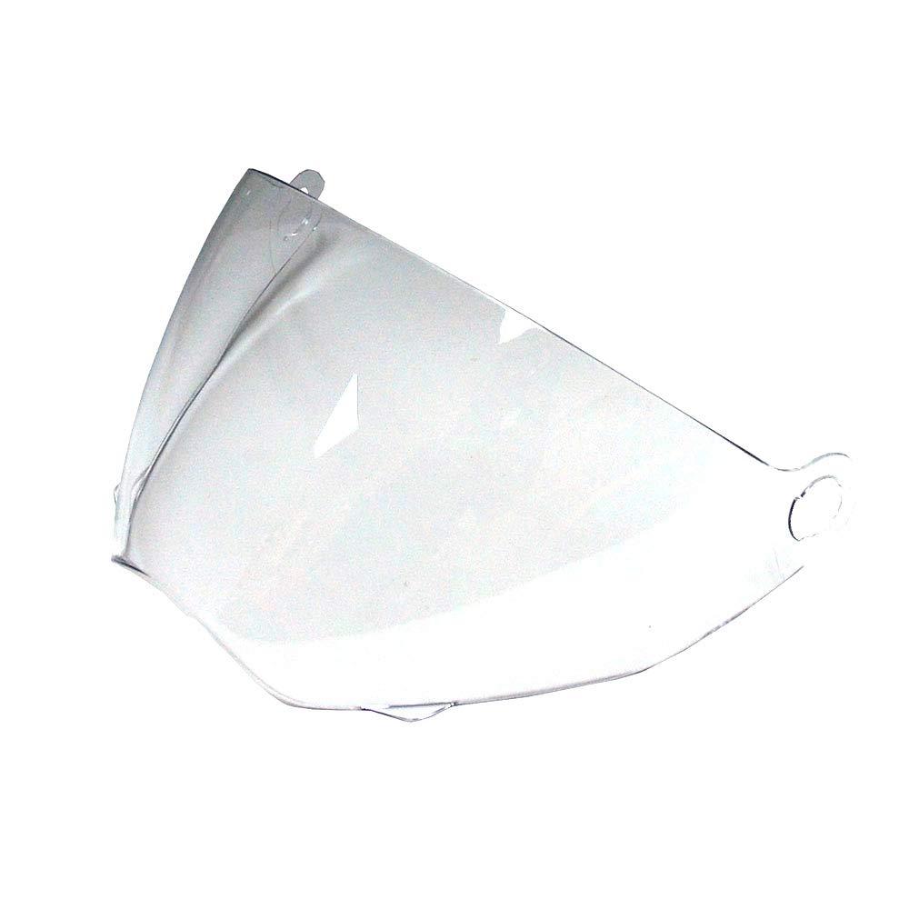 1Storm Dual Sport Motorcycle Motocross Off Road Full Face Helmet Dual Visor Glossy White Size XL