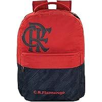Mochila Esportiva Flamengo Teen 02 - ref. 9167 Flamengo, Vermelho