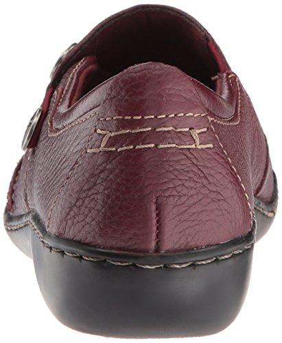 Sport De Burgunderfarben Pour Ashland Q Marron Femme Chaussures Lane Clarks nwHRqzIXw