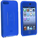 Everydaysource Compatible With AppleiPodGen2/3 Touch Skin Case , Dark Blue