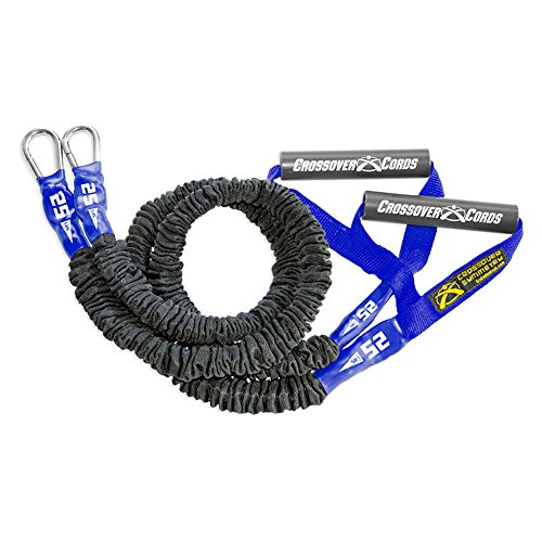 Crossover Symmetry Weight Training Resistance Cords Blue 25l