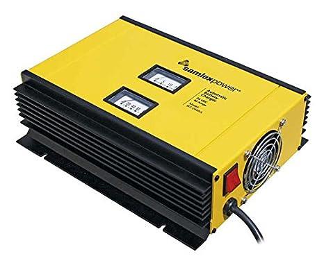 Amazon.com: Samlex sec-2440ul, 24 Volt, 40 amp Cargador de ...