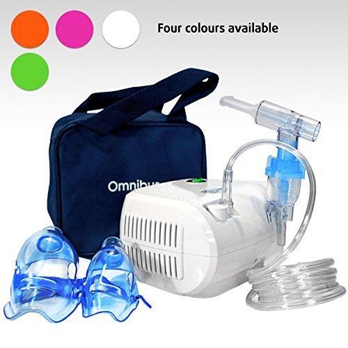 Omnibus BR-CN116B Inhaliergerät Inhalator Aerosol Therapie Vernebler Inhalation Kompressor