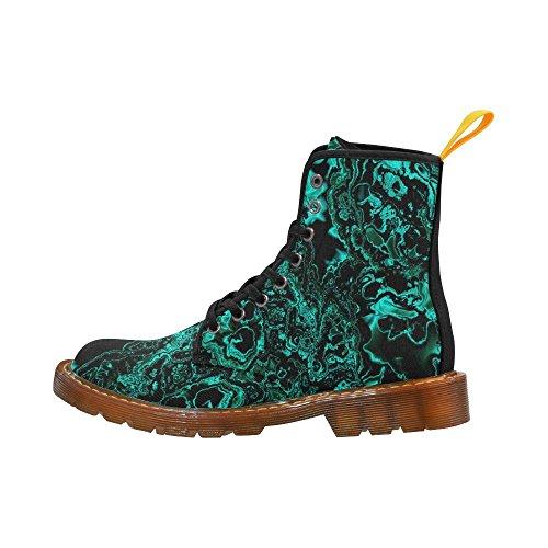 Leinterest Power Fractal Martin Botas Zapatos De Moda Para Mujeres