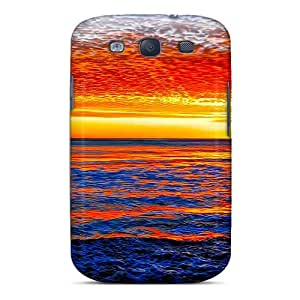 High-quality Durability Case For Galaxy S3(awesome Sea Sky Colors Hdr)