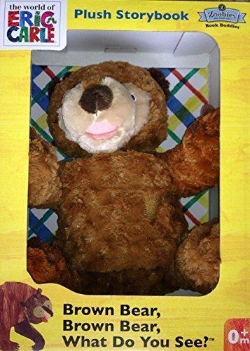無料配達 Zoobies Brown [並行輸入品] Bear Plush Plush Storybook Zoobies [並行輸入品] B01K1UORGQ, フクオト:dc68e26b --- clubavenue.eu
