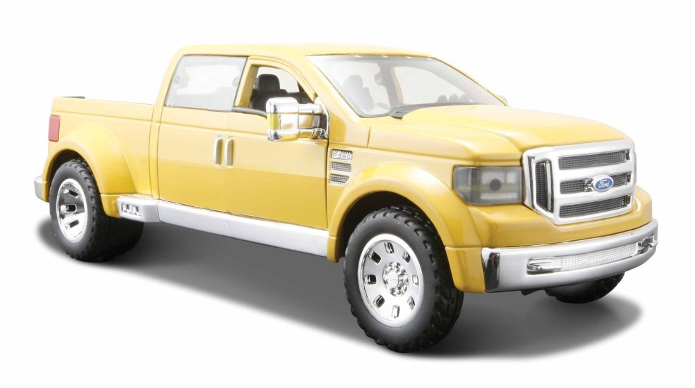 Maisto Special Edition 1:31 Ford Mighty F-350 Diecast Vehicle Maisto - Domestic 31213