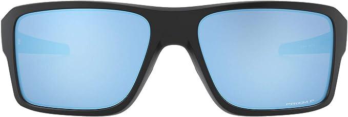 Oakley Oo9380 Gafas de sol rectangulares de doble borde para hombre