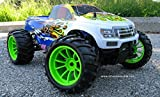 NEW! RC Nitro Gas Monster Truck HSP 1/10 4WD RTR 2.4G 88038