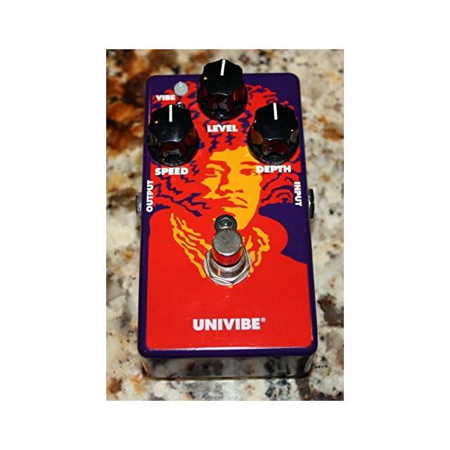 エフェクター画像 MXR JHM3 Jimi Hendrix Univibe Ltd.
