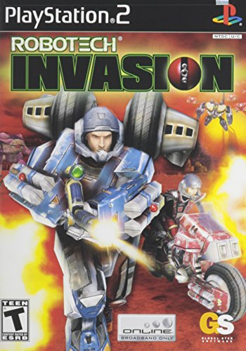 Robotech: Invasion - PlayStation 2