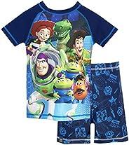 Disney Boys' Toy Story Two Piece Swim
