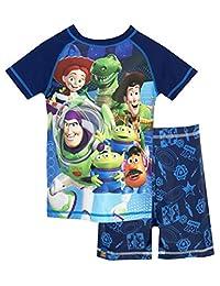 Disney Boys' Toy Story Two Piece Swim Set
