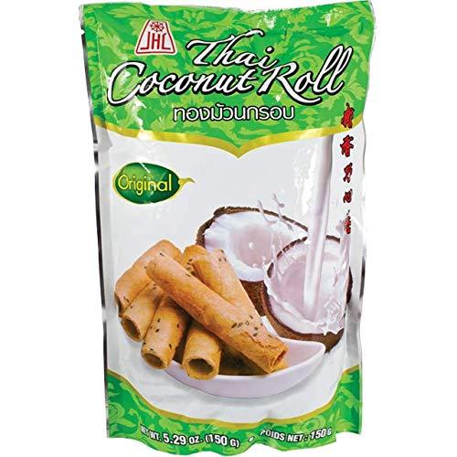 JHC Thai Coconut Roll Bag, 5.29 Ounce