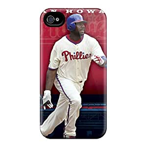 JBcases Design High Quality Player Action Shots Cover Case With Excellent Style For Iphone 4/4s