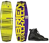O'Brien Valhalla 133 Wakeboard with Access Bindings, Size 5-8