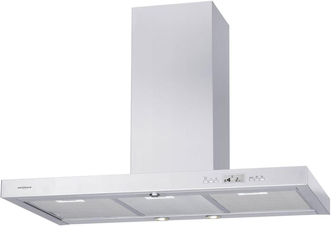 Oranier lissero 80 S de a – 8806 11 pared Gatillo Esse Campana extractora pared cocina: Amazon.es: Grandes electrodomésticos