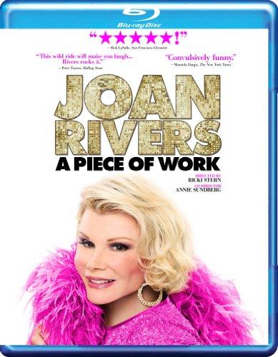Blu-ray : Joan Rivers: A Piece of Work (Blu-ray)