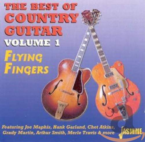 Flying Fingers - The Best Max 49% OFF Of 1 Volume New item Country RE ORIGINAL Guitar
