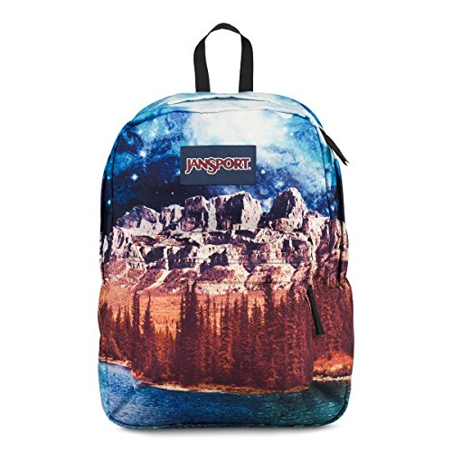 JanSport Unisex High Stakes Multi Agate Skies Backpack (Web Agate)