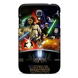 Perfect Hard Cell-phone Cases For Samsung Galaxy S4 (luw20239LxKw) Custom Stylish Star Wars Anthology Series