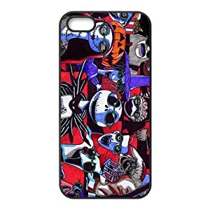 Cartoon Movie Nightmare Before Christmas Back Case for iphone 5 5S