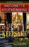 Front cover for the book Keepsake by Antoinette Stockenberg