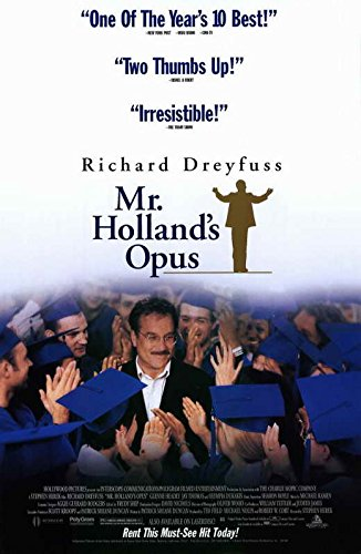Mr. Holland's Opus 11x17 Movie Poster (1995)