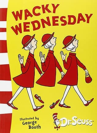 book cover of Wacky Wednesday