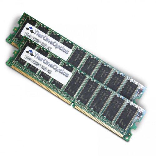 1GB DDR ECC KIT (2X512); APPROVED