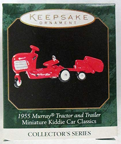 QXM4479 Kiddie Car Classics 5th 1955 Tractor and Trailer for sale  Delivered anywhere in Canada