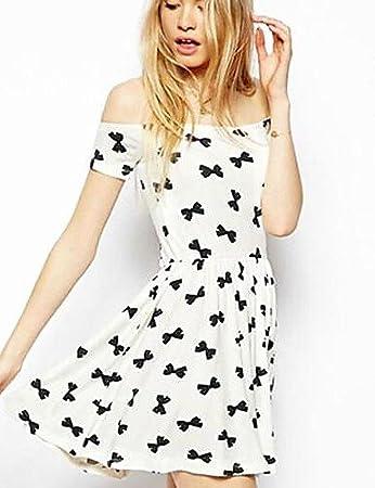 bfd538a88a3 VIVI Women s Print Multi-color Dress