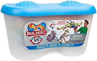ZOOB BuilderZ 125 Piece Kit