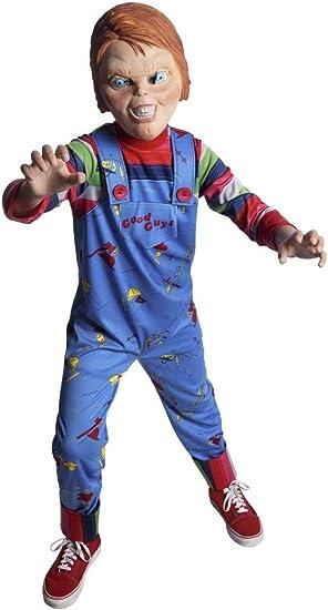 Rubies Chucky Play 2 - Disfraz de película para niños (Talla ...