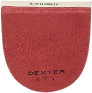 Dexter H7 Leather Heel (Red)