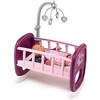 Smoby-Cuna Baby Nurse para muñecos bebé 220343 móvil