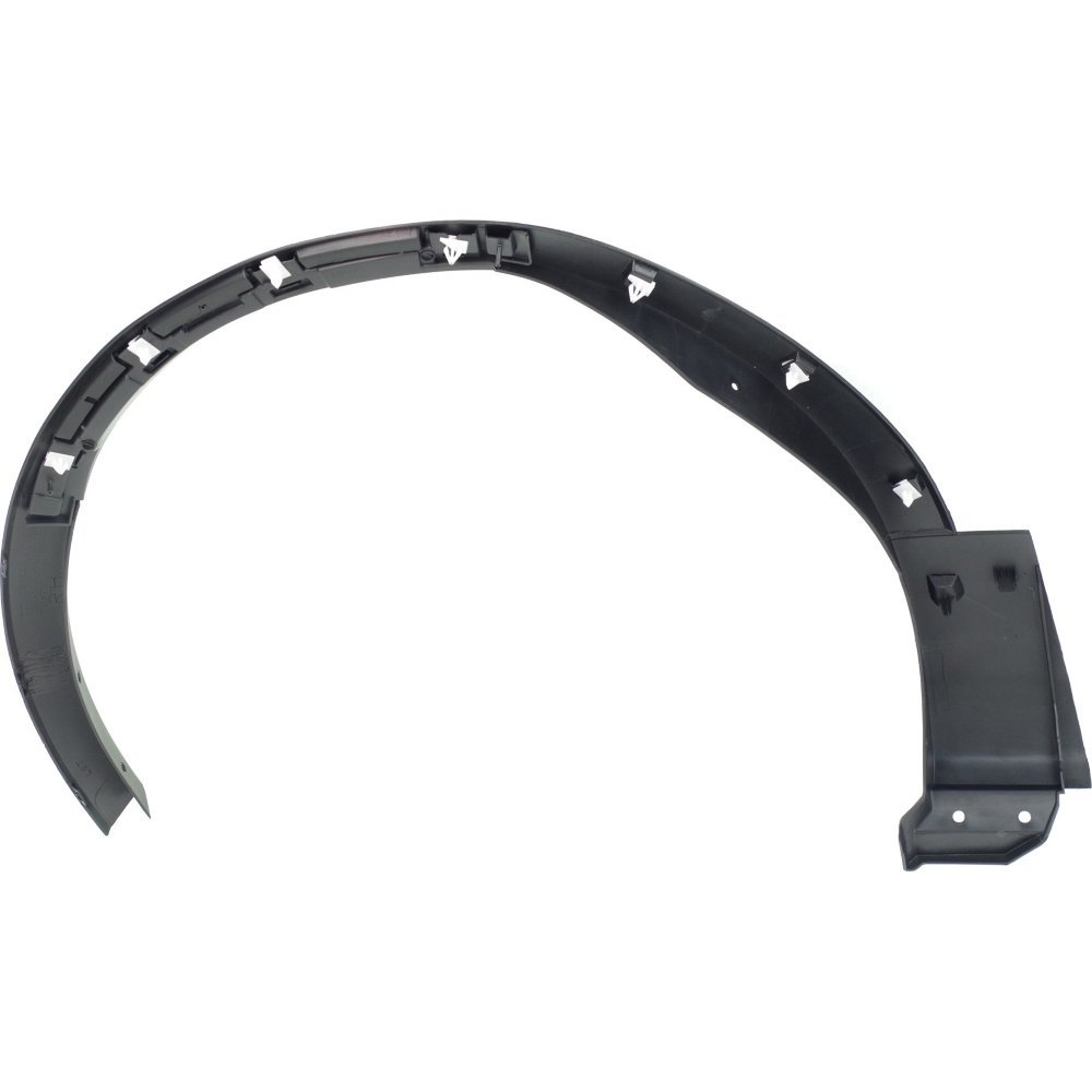 Fender Flare for 2011 Ford Explorer Front Right Side Thermoplastic Textured Black