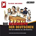 Die Geschichte der Deutschen Hörbuch von Teja Fiedler, Marc Goergen Gesprochen von: Ulrich Noethen, Christian Baumann