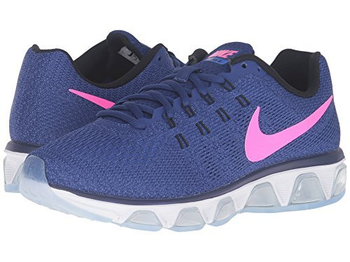 buy online 4338b af245 Galleon - Womens Air Max Tailwind 8 805942 404 Deep Royal Blue Pink  White  Size 11