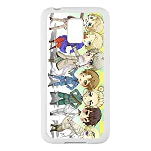 Stylish Design Print Hot Comic and Anime Axis Powers Hetalia Pictures 3D Waterproof Case for Samsung Galaxy S5 mini Laser Cover-4