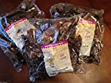 2 lbs Jones Brand Lamb Lung Puffs Munchies USA Dog Pet Treat Chews Natural Baked